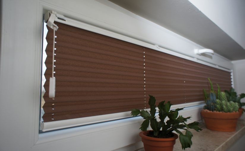 Plisy okienne – jak je zamontować?